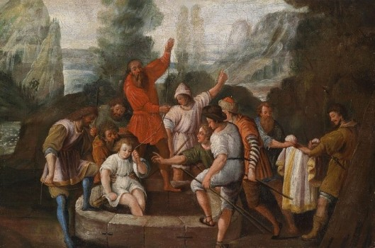 Did Yosef Cry When Tossed into the Pit by His Brothers